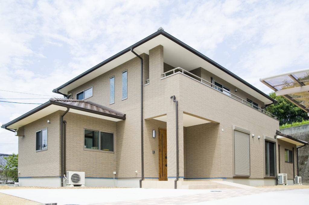 新築の住宅イメージ