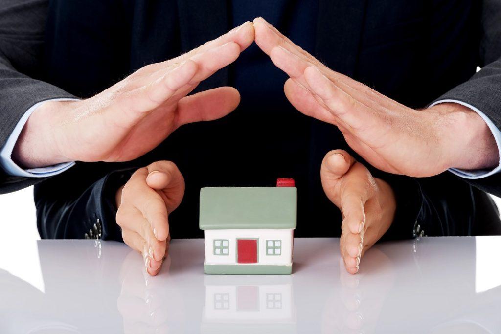 住宅をシロアリから守るイメージ